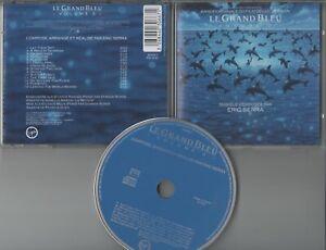 Eric Serra  CD-SOUNDTRACK LE GRAND BLEU  VOL.2   ©   1988  Virgin
