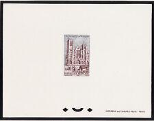 épreuve de luxe  cathédrale de Bourges    de  1965   num: 1453