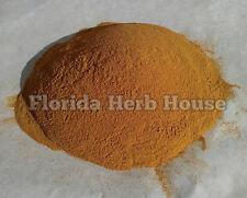 Turkey Rhubarb Root Powder - 2 oz (1/8 lb) - Buy Organic Turkey Rhubarb Online