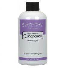 EzFlow Q Monomer 8oz - Maximum Adhesion - EZ FLOW 8 OZ
