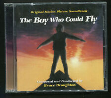 The Boy Who Could Fly (Movie Soundtrack) Percepto Records, CD