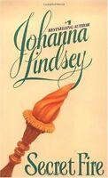 Secret Fire by Johanna Lindsey