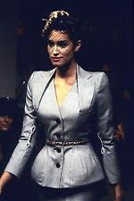 John Galliano 1995 Jacket suits Hounds tooth Yasmin Le Bon Maison Margiela