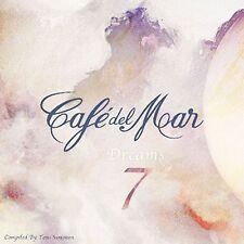 CAFE DEL MAR DREAMS 7  CD NEU ELLA MAY/NAPOLEON/STEVE MILLER/BLISS/OUTSIDE