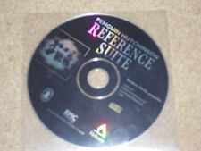 Penguin Hutchinson Reference Suite CD - Rom PC windows 95/98 & XP