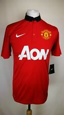 Nike Mens Manchester V. Persie Jersey, Size S, Red, RRP £59.99, BNWT