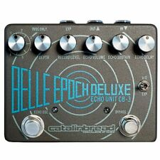 Catalinbread Belle Epoch Deluxe Tape Echo Delay Emulation