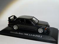 Mercedes Benz 190E 2.5 - 16 EVO 2 de 1990  au 1/43 de Minichamps / Maxichamps