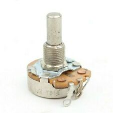 1 Nos Vintage Cts Potentiometer 15 Meg Ohms 34 Shaft Linear Taper 40 Avail