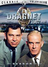 DRAGNET 1967 TV SERIES COMPLETE SEASON 1 New Sealed 2 DVD Set