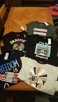 Girls Size 10 Justice Shirts Lot Nwt 5