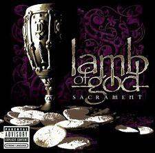 Lamb of God - Sacrament [New CD] Explicit