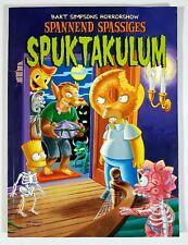 Bart Simpsons Horrorshow SPANNEND SPASSIGES SPUKTAKULUM dt. 140 S. Dino 2002