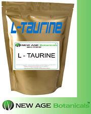 TAURINE 1Kg - Pure Powder