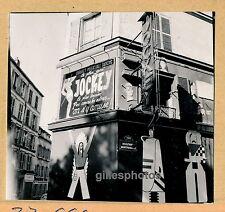 PARIS c. 1950-60 - Cabaret JOCKEY Music-Hall Boulevard Montparnasse - 23