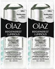 Olay (Olaz) Regenerist Luminous Dark Circles Reducer Eye Cream (2 x 15ml)
