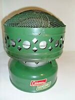 VINTAGE WORKING COLEMAN MODEL # 513 3,000-5,000 BTU CATALYTIC HEATER 2/1969