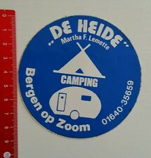 Aufkleber/Sticker: De Heide Bergen op Zoom (030616183)