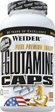 Weider L-Glutamine Kapseln Dose 160 Kapseln (Grundpreis: 13,89 EUR pro 100 g)