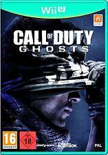 Nintendo Wii U Call of Duty Ghosts 100 Intégral Nouvea et OVP