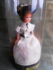 Coffret HERENS SUISSE vintage poupée en costume traditionnel-non ouvert - 7 photos