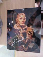 Babylon 5 Julie Caitlin Brown Autograph