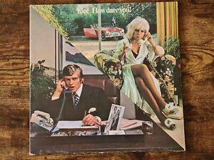 10cc - How Dare You! Vinyl Record