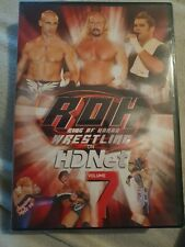 SEALED Ring of Honor ROH on HDNet Volume 7 DVD
