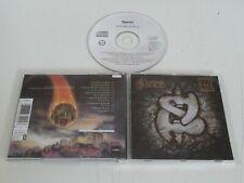 SAXON/SOLID BALL OF ROCK(VIRGIN 7 87490 2) CD ALBUM