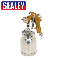 Sealey / Siegen Spray Gun Suction Feed 1.7mm Suits Water based or Solvent Paint