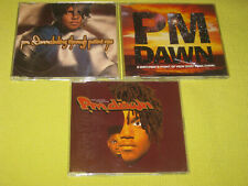 PM Dawn 3 CD Single Collection ft Reality Used To Be A Friend Of Mine Hip Hop