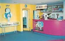 Philadelphia Pennsylvania Mummers Gift Shop Interior Vintage Postcard J47915