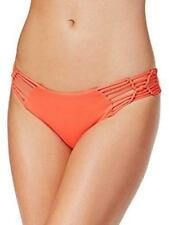 M Becca Electric Current Macrame Hips Persimmon M