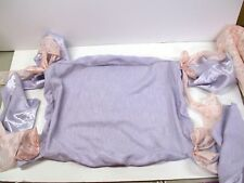 American Girl Bitty Baby Bedding (2) Replacement Pieces ~ Canopy & Bumper