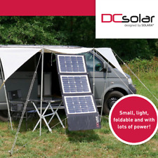 Folding Portable Solar Panel Kit DCSolar E445M32 Set Power Move 110Wp