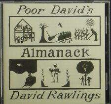 CD DAVID RAWLINGS - poor david's almanack