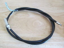 60-0224 GENUINE TRIUMPH T100 T110 5T 1949on ANGLED SLEEVE UK MADE THROTTLE CABLE