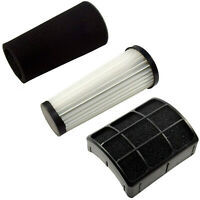 Pre-Motor Filter & Exhaust Filter for Dirt Devil Endura Razor Series Upright Vac