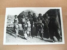 Original Foto /  Negerfamilie  entwickelt in Südafrika Windhoek