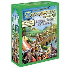 Carcassonne Expansion 8 Bridges, Castles and Bazaars