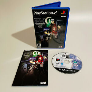 Shin Megami Tensei: Persona 3 (Sony PlayStation 2) - UK Version