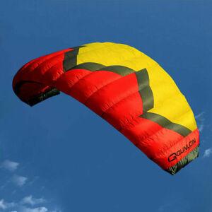 Quad Line Traction Kite Surfing 5㎡ Stunt Trainer Kite Parafoil Parachute Sports
