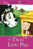 Ladybird Tales: The Three Little Pigs by Southgate, Vera, NEW Book, FREE & Fast