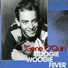 Gene O'Quin - Boogie Woogie Fever [New CD]