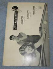 Vtg SAUNIER-WILHEM Wilhelm 1963 Billiard/Pool Equipment Catalog Advertising J179