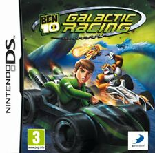 Ben 10 Galactic Racing NDS - totalmente in italiano