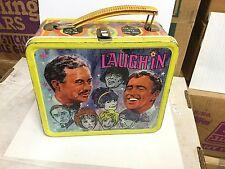 Laugh-In rare metal lunch box 1960s