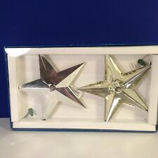Dept 56 STAR LIGHT COVERS Christmas Tree Decoration w/ box Combine Shipping!