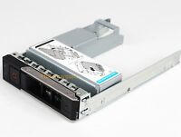 """3.5"""" Gen14 HDD Tray Caddy with 2.5"""" Adapter FOR Dell Poweredge R540 R740 C6420"""