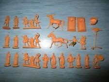 Seltene Figuren von Atlantic 172 Konvolut RAR VIntage Romans Egyptians Neu LOT!!